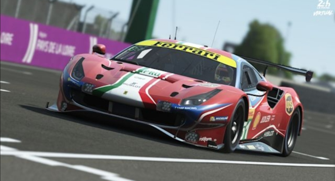 Una gara virtuale sostituirà la 24 Ore di Le Mans di giugno