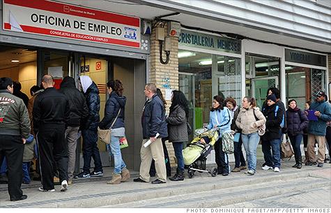 Un fondo per i disoccupati EU