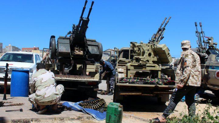La Germania esporta armi in Libia, nonostante l'embargo