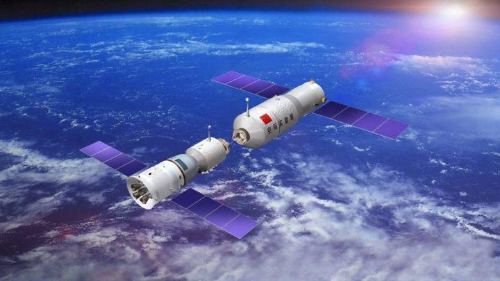 Un Palazzo Celeste cinese nello spazio