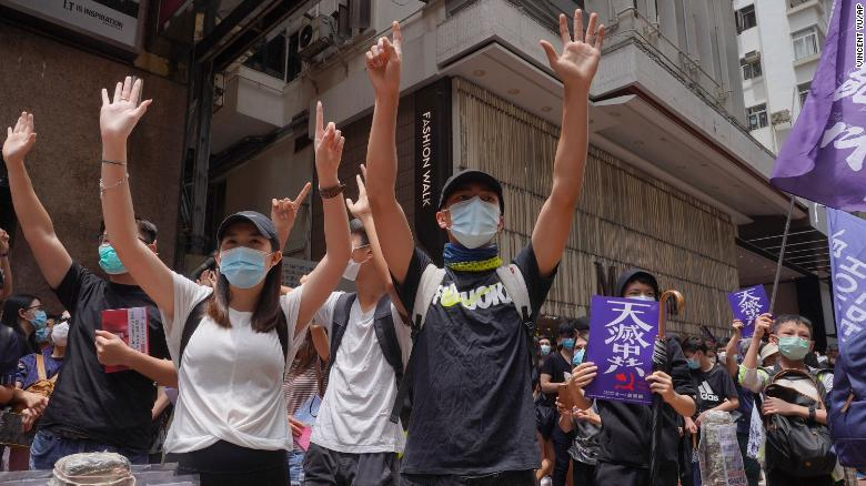 Pompeo: Hong Kong ha perso l'autonomia