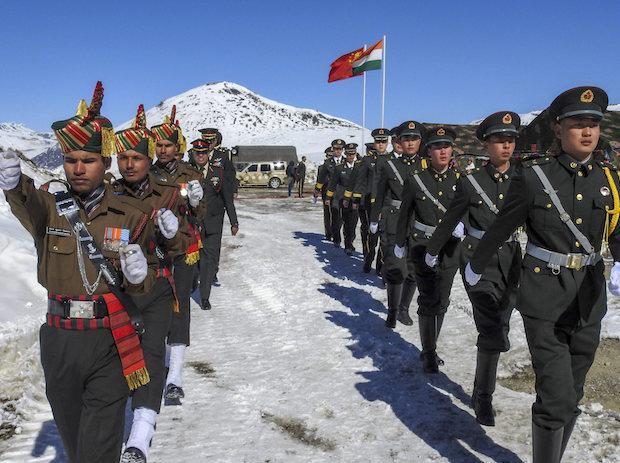La Cina libera 10 soldati indiani giorni dopo lo scontro nel Ladakh