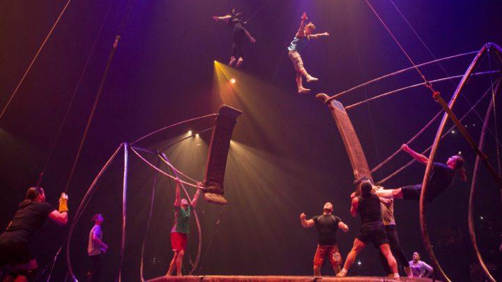 Cirque du Soleil ha presentato istanza di protezione dai creditori