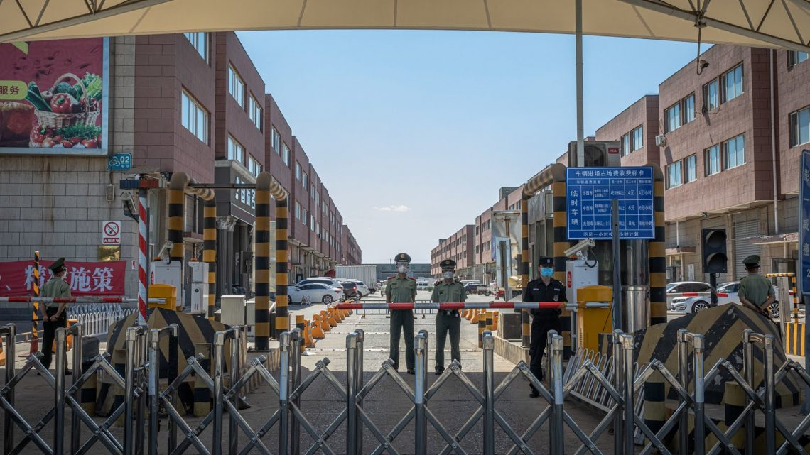 L'ondata epidemica di Pechino preoccupa