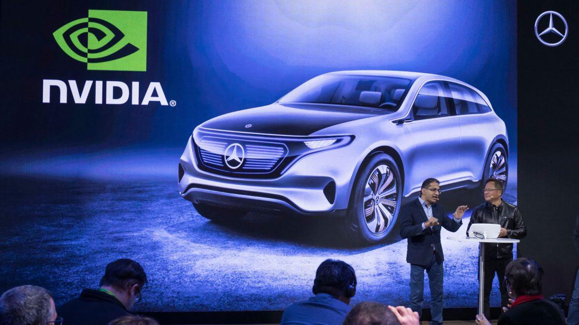 Mercedes e Nvidia insieme per le auto del futuro