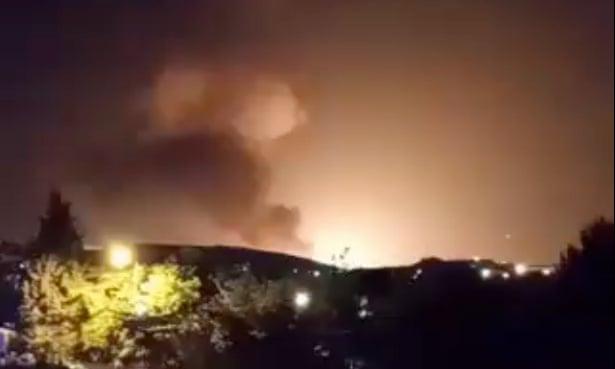 Gigantesca esplosione in Iran