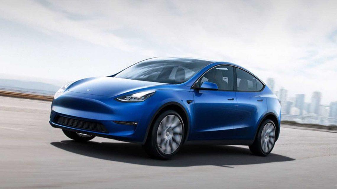 Problemi di qualità per la Tesla Y