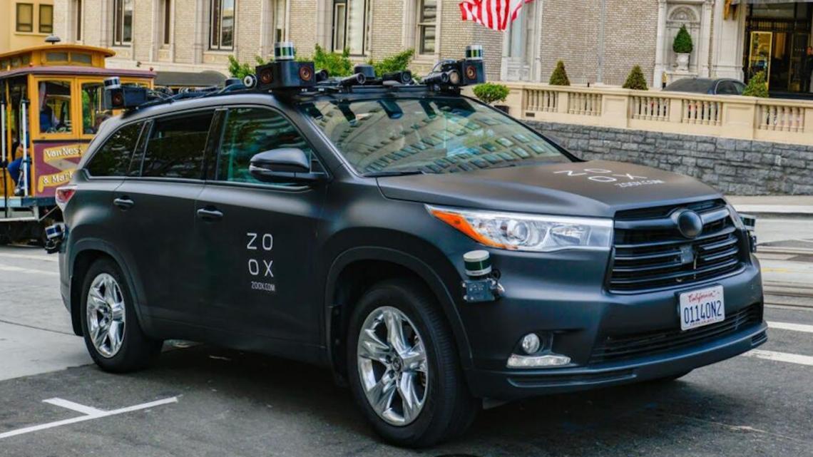 Amazon compra Zoox ed entra nei veicoli autonomi
