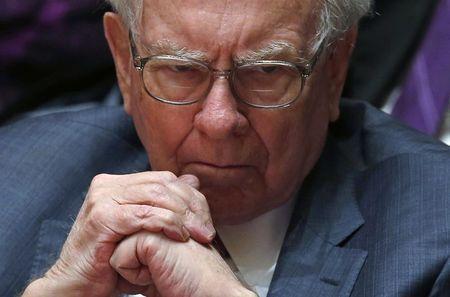 Un'azienda tedesca avrebbe truffato €643m a Warren Buffet